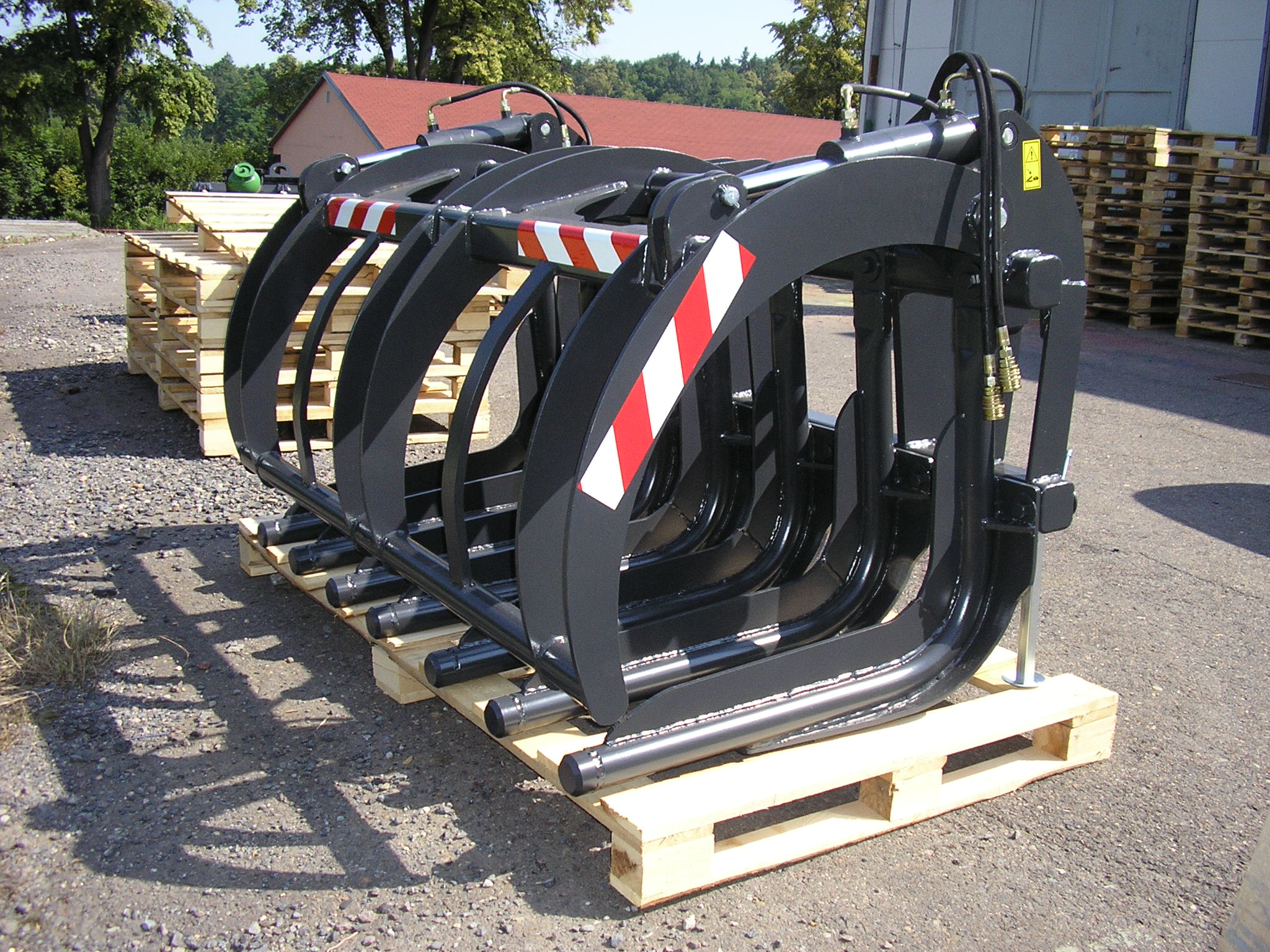 Loader branches NV-5