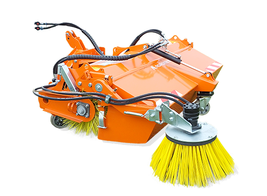 Municipal Sweepers